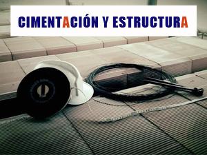 CIMENTACI�N Y ESTRUCTURA